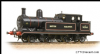 Bachmann 31-170 L&YR 2-4-2 Tank 50764 BRITISH RAILWAYS Lined Black
